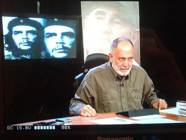 Mk Radio 104.9 FM (@MK104_9FM): Mario Silva: Si el objetivo al asesinar a Robert Serra era darnos miedo... coño estan bien JODIDOS. http://t.co/uoyN4wpxEI