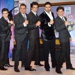 RT @dnaAfterHrs: HappyNewYear team @ Zee #IndiaWaale Dil Se Nachein event @iamsrk @juniorbachchan @SonuSood @bomanirani @TheVivaanShah http…