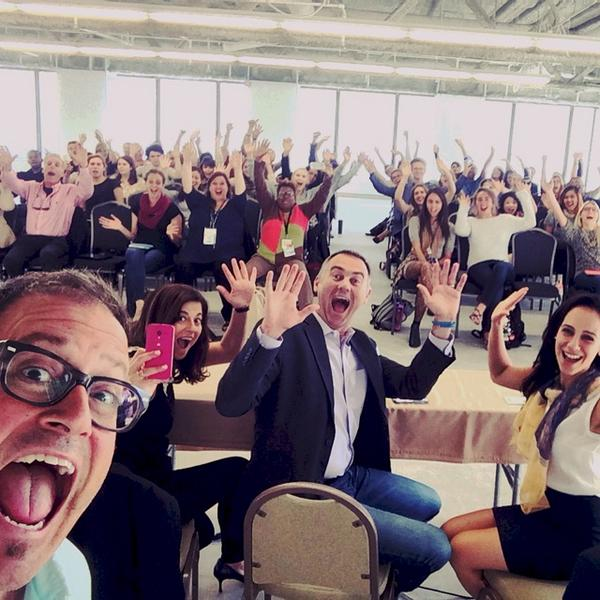 Largest #SMWCHICAGO selfie of the week with @SMCChicago panel http://t.co/KQSavSB9Q7