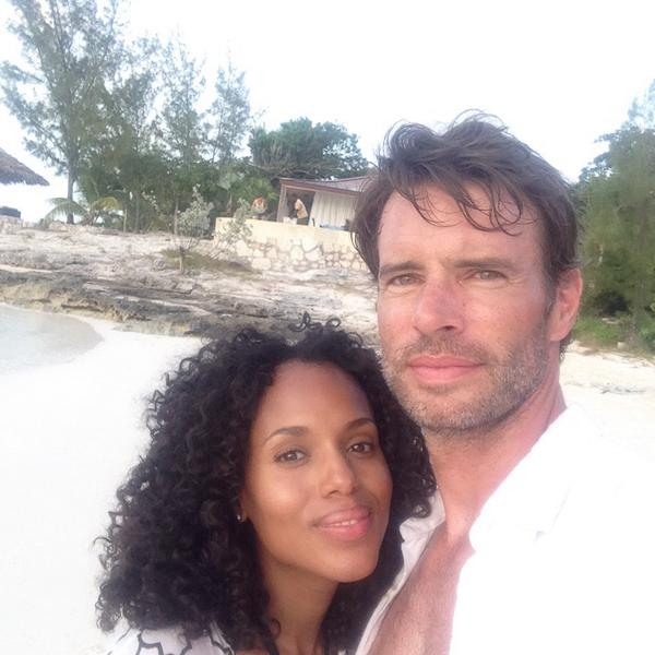 We were thinking about the #Gladiators months ago!  Took this for you. @kerrywashington #ScandaI @OOResorts http://t.co/rJo5EaSrlF