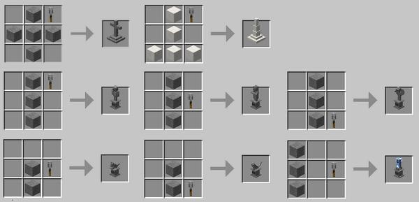 Как сделать хилки
