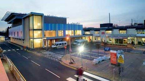 """Frimley Park Hospital gets first """"outstanding"""" rating for a hospital in England http://t.co/geqq9rTPyW http://t.co/TdTgSwQ8z3"""