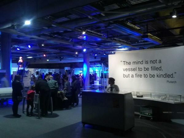 Glasgow Science Centre. Good stuff. http://t.co/ggzEU57nOq
