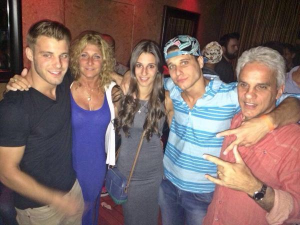 The Calafiore family!!!