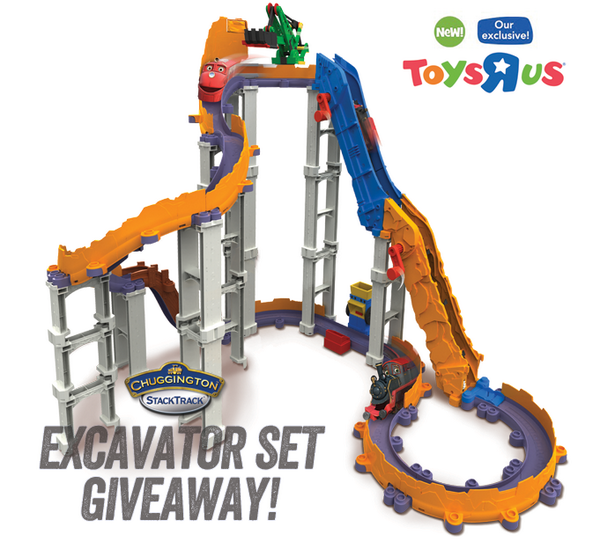 Weekend Giveaway! Follow & RT for a chance to WIN this new StackTrack Excavator set! http://t.co/wlrv4gmn9T http://t.co/lgyWYnQYwU