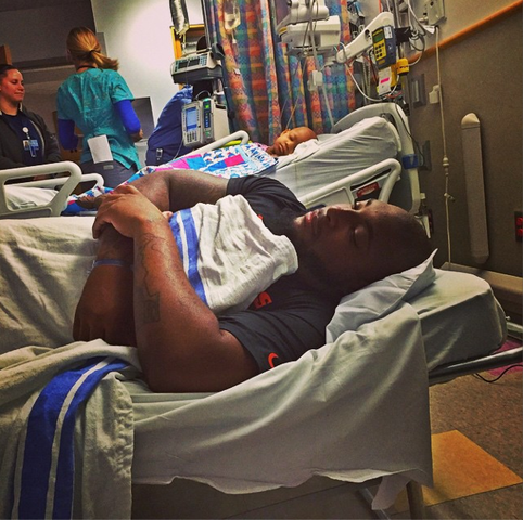 GREAT NEWS: Devon Still's daughter Leah underwent a successful surgery to remove a tumor: http://t.co/l4IOrenCgT http://t.co/eo0KKTwjgW