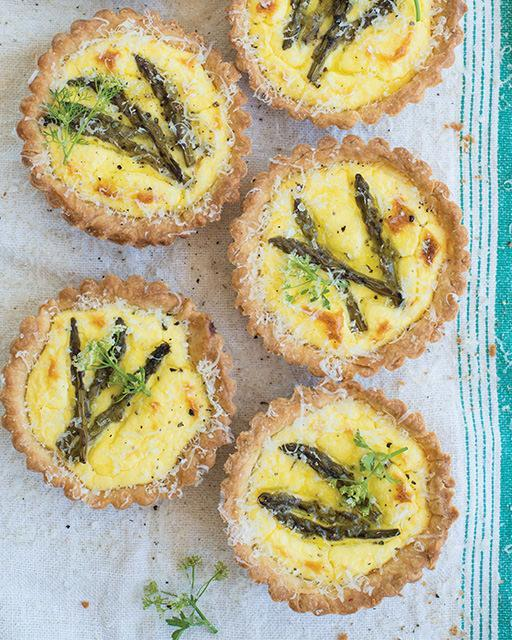 Imagine serving @sweetpaul's lovely #Asparagus & Lemon Ricotta #Tartlets at your next shindig: http://t.co/a9AJCY9T2E http://t.co/bokXlyYca6