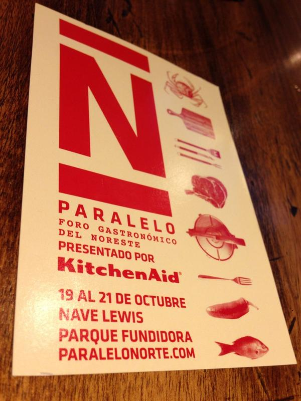 Q placer formar parte d @ParaleloN pura banda linda @chefdelmar @xanosaguer @chefalexruiz @Daniel_Ovadia @wes_avila http://t.co/i3B0o0FtmT