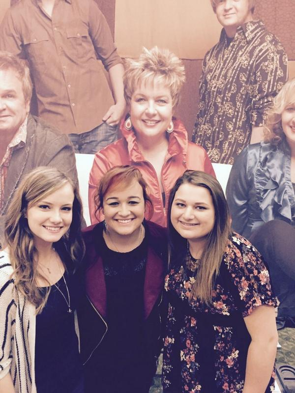 The future of gospel music is in good hands! #NQC2014 @karifaith_ @morganeaster @bowlingfam @JSEaster @karenpeckgooch http://t.co/EcnZrX2Hpv
