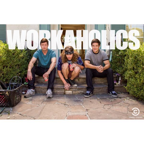 Workaholics is back this January Wednesday the 14th at 10pm!!!! http://t.co/rJpzNSp45H