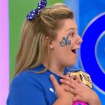RT @PriceIsRight: Its true, @ShaylieFawcett from @BYU...its all for you! Believe it! #PriceIsRight #College http://t.co/c3GWl6mzn2