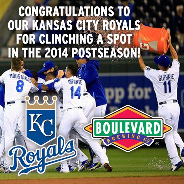 Congratulations to our Kansas City @Royals! We're so proud of you! http://t.co/nu8EHt9OR4