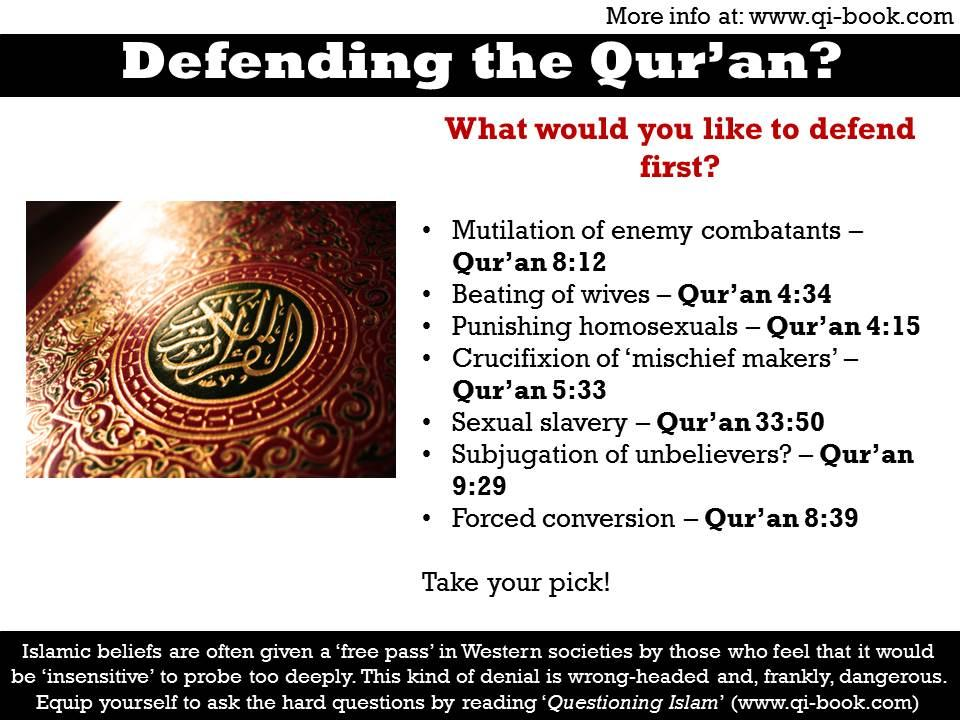 what makes a muslim radical essay