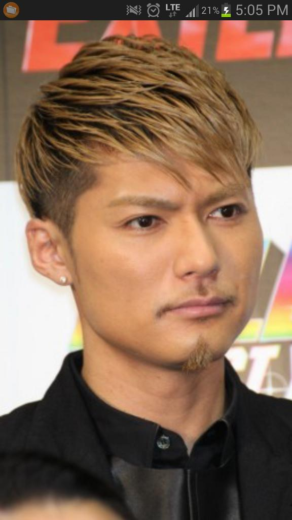 EXILEのshokichiみたいな髪型に ...