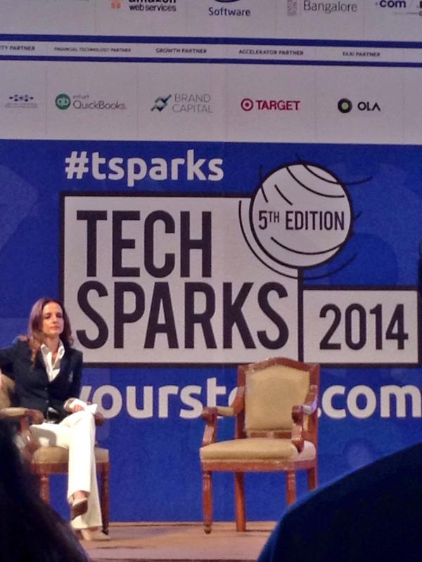 """@IndianAutoStore: Were at the 5th edition of #tsparks with @sussannekroshan http://t.co/ATAepPMi5A"""