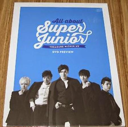 [Ready Stock] Super Junior Photobook Preview - All About Super Junior Treasure Within Us - Idr : 330.000 http://t.co/A9At3SJNGJ