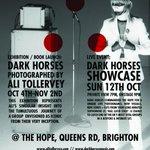 .@darkhorsesmusic return to #Brighton for a one-off show @thehopebrighton 12th October Tix http://t.co/UKedzGa1aL http://t.co/5YF6nE1Zhu