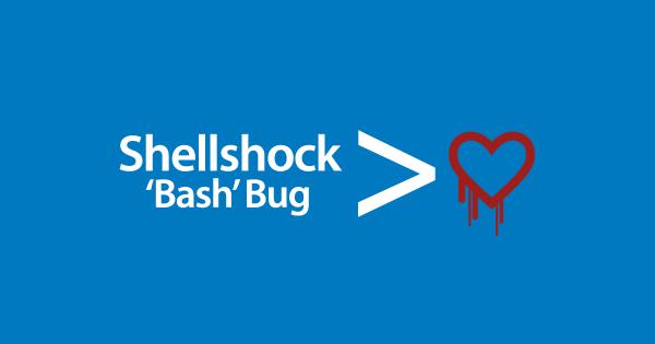 "#Shellshock: Some #security experts are calling this bug ""bigger than Heartbleed"" http://t.co/r8xfMjpNF0 http://t.co/Vzkt606d6M"