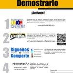 #Anzoategui @EdinsonFerrerA RT @Pr1meroJusticia ACTÍVATE somos mayoría y vamos a demostrarlo #UniónYCambio http://t.co/ZVHieNZa3B