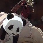 ガチムチ半裸鎧武者がパンダ持ってる絵面が見れるのは東京ESPだけ!