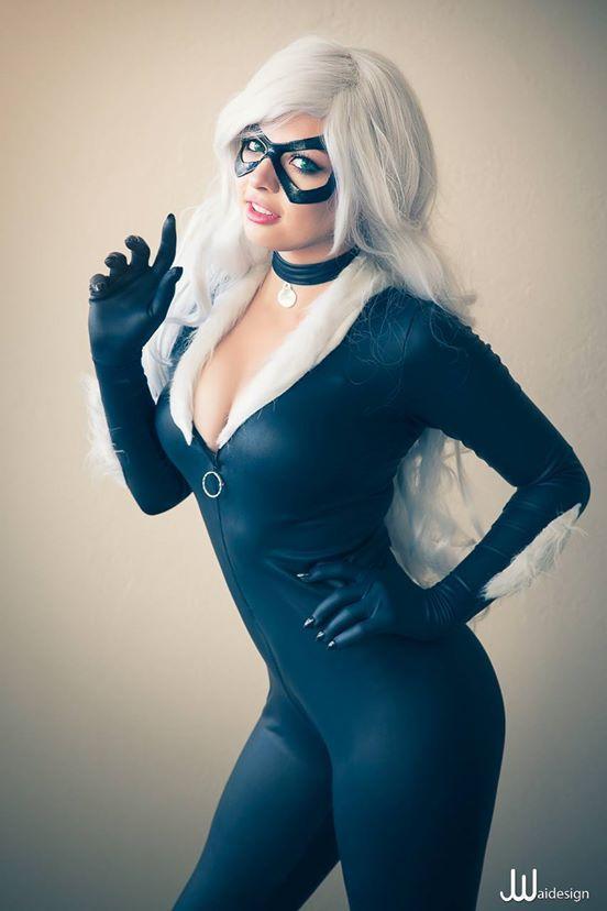 La chatte noire par Oki-Cospi #marvel #cosplay http://t.co/SBgYXoYl7Y