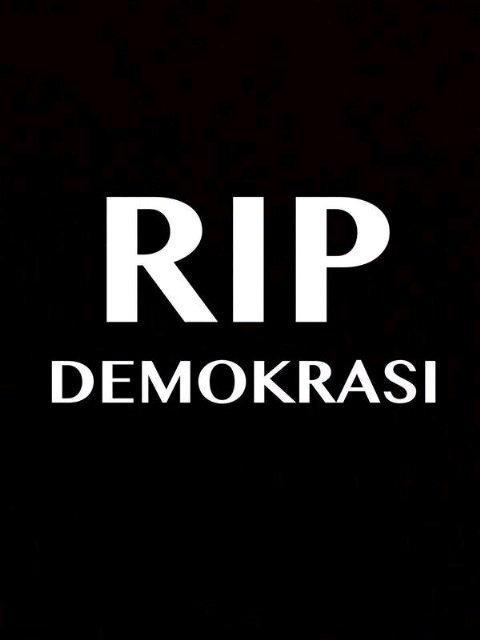 """""""@HoetTkr: RIP To Democracy Ina #ShamedByYou #ShamedByYou #ShamedByYou #ShamedByYou #ShamedByYou @SBYudhoyono  http://t.co/6bbAeXqwyL"""""""