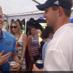 RT @andrewrivins: … Meanwhile at FAU, Jeff Driskel is tailgating. http://t.co/7cETwCEccO