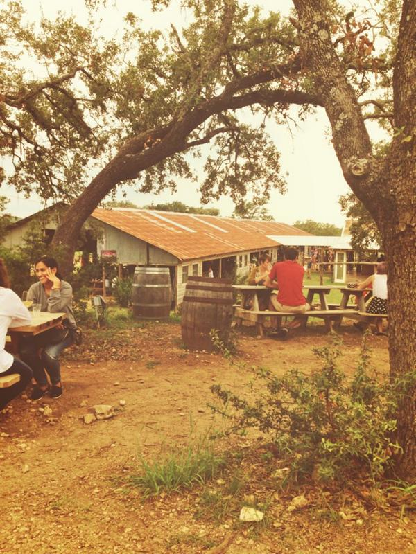 I like being out here at @jesterkingbeer. It's chill. I could stay here for a while. http://t.co/AWudVCypKb