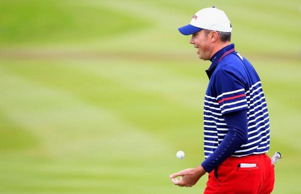 What a shot by #Kuchar wearing the GREAT #RLX RED PANT #RyderCup2014 #GolfDigestStyle @RalphLauren http://t.co/9NYgAoYmZX