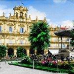 RT @zonacharra: Qué bonita es #Salamanca !! http://t.co/YgBY9oz8fx Fotografía de @Grimal2010