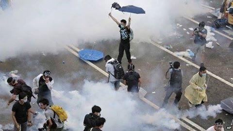 转:你能想像原來這是香港嗎? Shame on Hong Kong Government! Photo from BBC http://t.co/dJmIfDjCwg