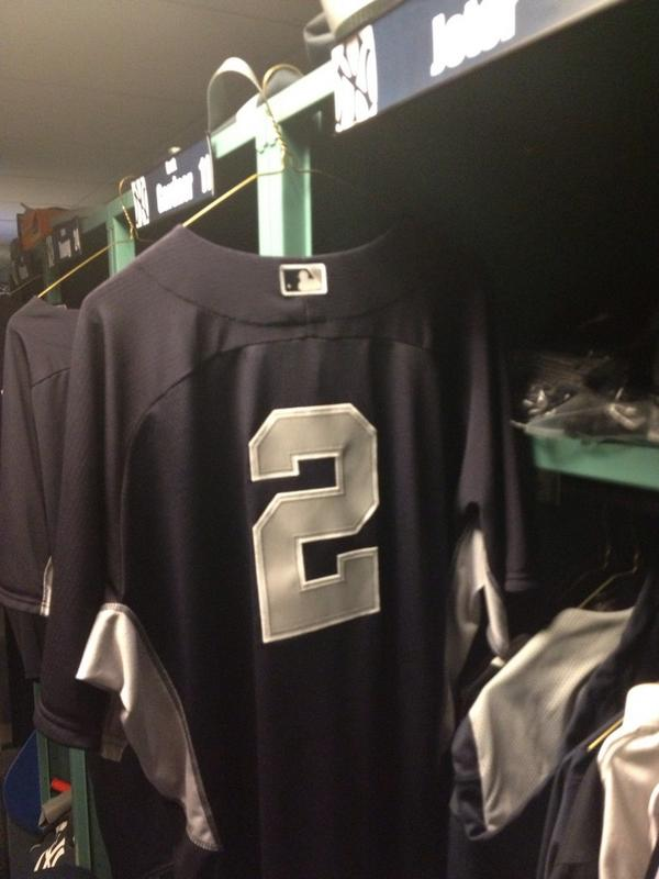 The uniform is ready for the final time http://t.co/VjEWSJySk7