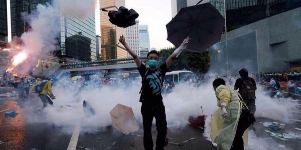 Hong Kong on my mind this morning. http://t.co/LddFQA8KJN