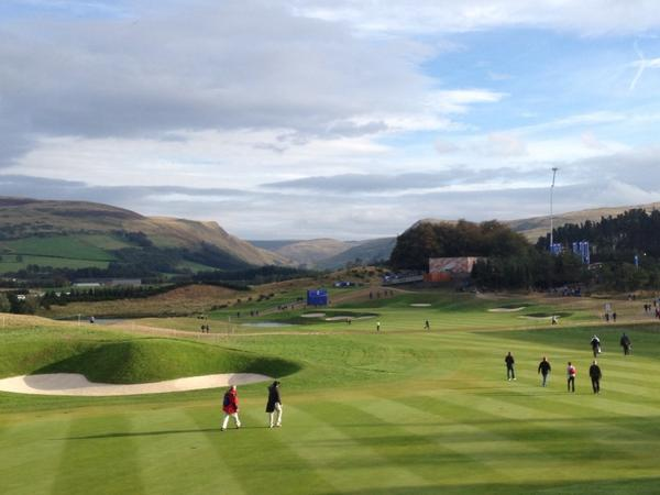 Congratulations @rydercupeurope and commiserations @rydercupusa an amazing three days at the Glen. #rydercup http://t.co/COlFcINMGW