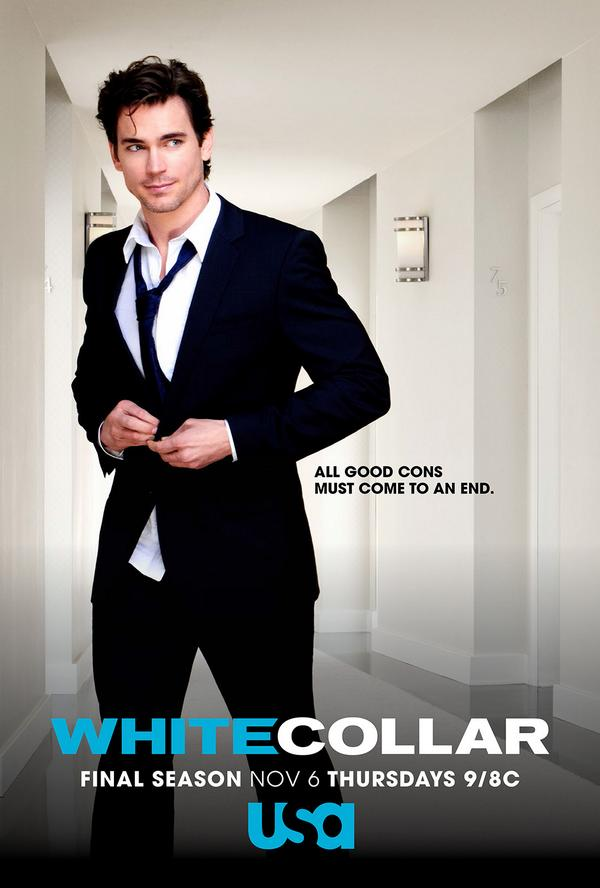 Time to tie up loose ends. White Collar. The Final Season. Premieres Thursday, November 6th at 9/8c on USA. http://t.co/RAMSqSgOjS