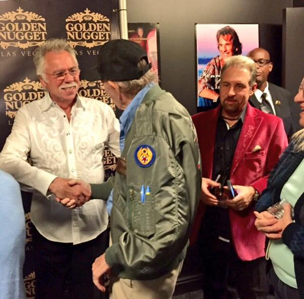 RT @joebonsall: Still blown away with meeting Henry Oshman last night! 91 yrs old! Only 17 Band of Brothers remain! @101stAASLTDIV http://t.co/7bLXx9PY76