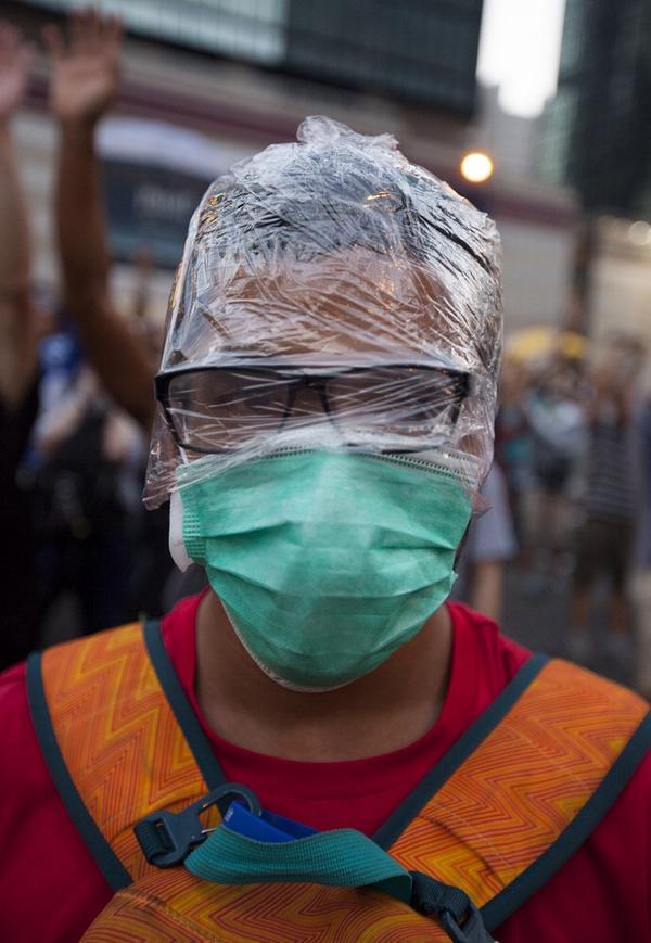 The face of #OccupyHongKong. http://t.co/cb7KjosOeJ