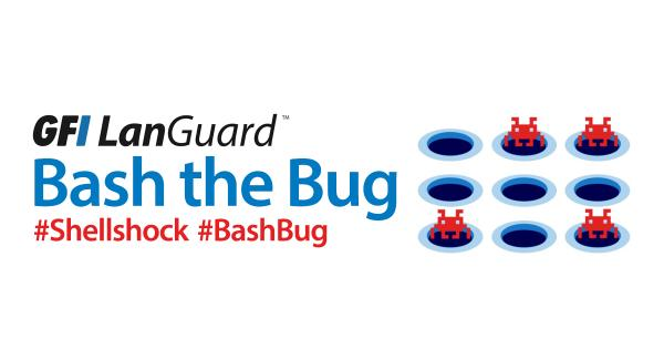 You can now use GFI LanGuard to detect the #BashBug: http://t.co/jaWMlpnPPw #ShellShock http://t.co/wpd8DbSFxE