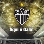 RT @atletico: Termina o jogo no Horto! #Galo 2 x 0 Vitória Gols de Tardelli e Guilherme. Aqui é #Galo! http://t.co/oG32mDwyUW