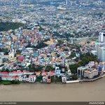"""@FotoEcuador: La Perla del Pacífico!!! #Guayaquil #Ecuador Foto @AviacionGYE http://t.co/StyR0rDIRf"""