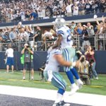 RT @dallascowboys: D-Mo finds the endzone! #NOvsDAL http://t.co/XFpgwanHGH