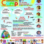 "RT @HimamanEO: @KMTM_UGM 11-12 okt14 Entrepreneur Expo ""Camp"" di villa kaliurang #jogja | 200K | free stand bazar | 082242030878 http://t.co/83atqKQPX7"