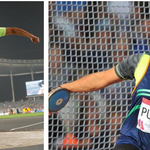 India wins 5th Gold. Congratulations to Seema Punia 4 her fantastic achievement! #AsianGames2014 http://t.co/7XCWOor8q9