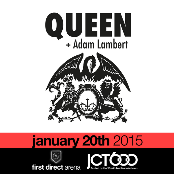 Our partners @fdarena made a huge announcement today... who's excited? #Queen http://t.co/MfpM3eTA6G
