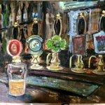 RT @julie_galante: Todays painting-in-progress: a study of the taps at @StockbridgeTap #Edinburgh #art #Stockbridge http://t.co/As5PNWo6k3