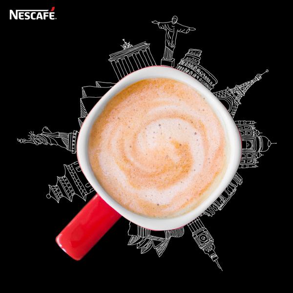 "Whatever language you speak, ""coffee"" is always ""Nescafé"". #CoffeeDay http://t.co/T4eS4VV3x2"