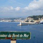 Bonjour Nice :) Photo de Susanne Boedigheimer #NissaLaBella #Nice06 http://t.co/HpYWKNXSzG