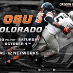 Time to respond, it all starts with practice this morning. #GoBeavs http://t.co/xx7UUvisl5