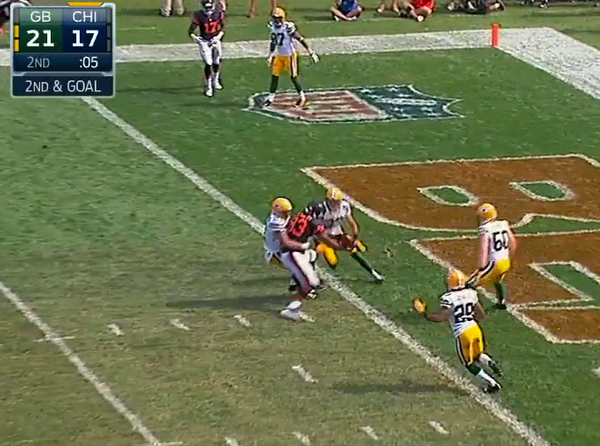 Looks like a TD to me. #Bears http://t.co/EsSTT4zuXF