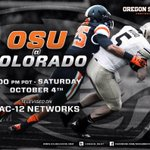 RT @TheGundy: Ready to respond, cant wait to get back on the field and get better today! #GoBeavs http://t.co/iUh5F3Z57r